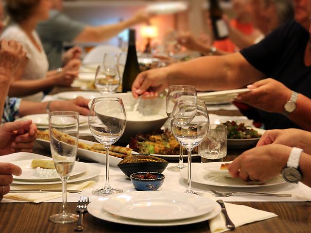 Catering Orientalisch Kochen in Wentorf bei Hamburg