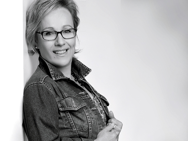 Krimi-Autorin Indira Wirths-Kosub bei Dilek´s Kochschule in Wentorf