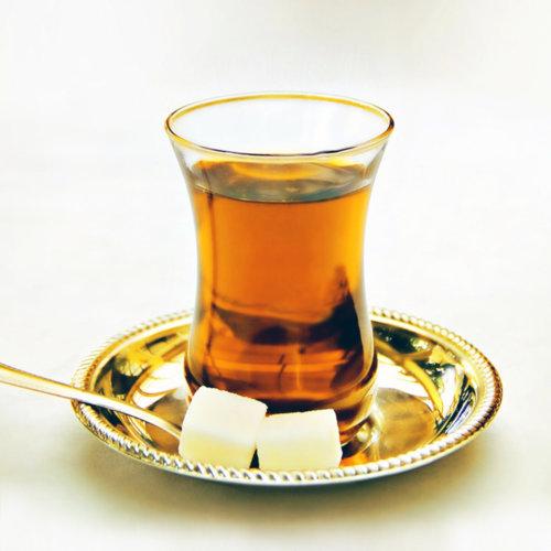 Safran-Orange Tee bei Orientalisch Kochen in Wentorf