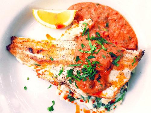 Kochkurs Fisch Orientalisch bei Dilek´s Kochschule in Wentorf