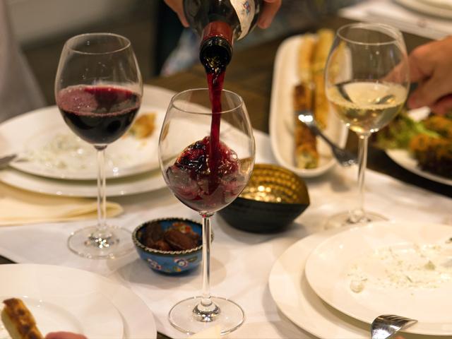 Orientalische Kochkurse mit Weinen von Oxhoft