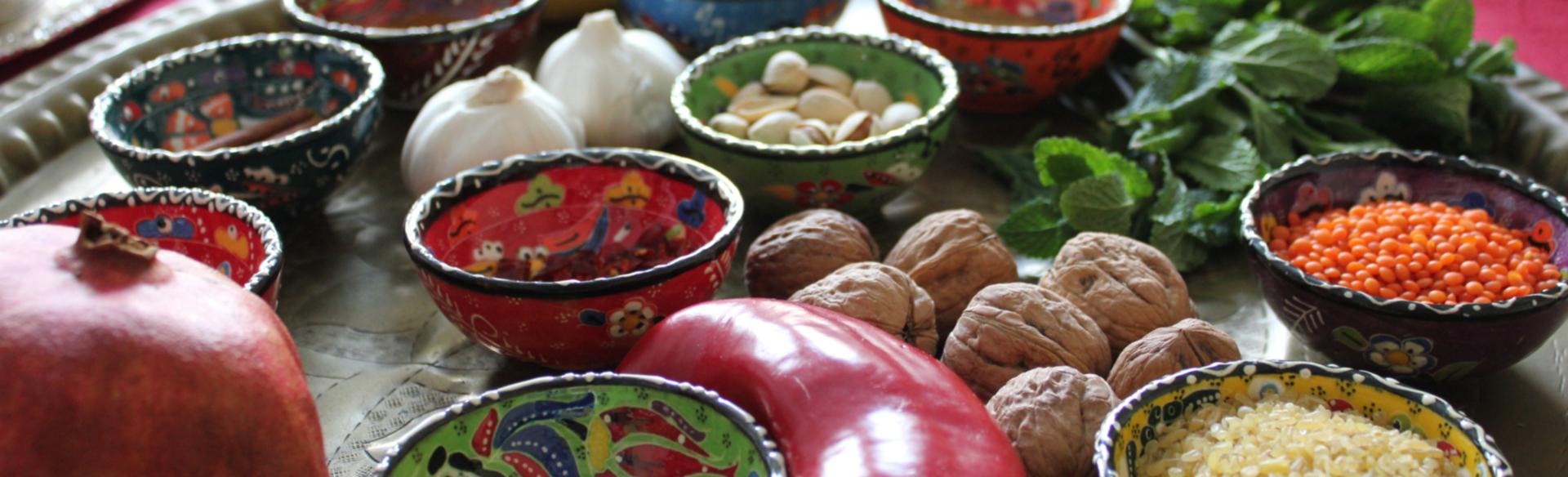 Orientalisches Catering