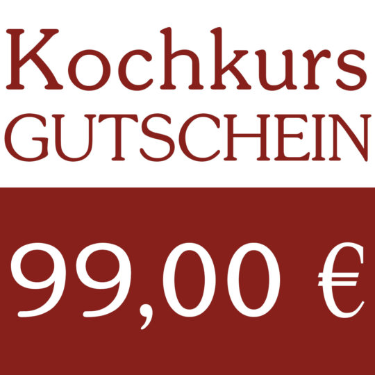 kochkurse gutschein 99 EUR orientalisch kochen in wentorf