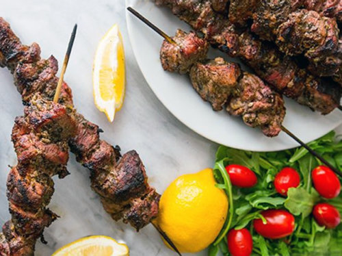 Kochkurs Zypern Küche bei Dilek´s Kochschule in Wentorf