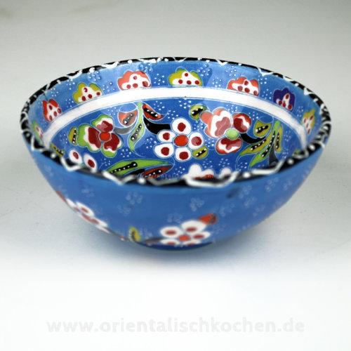 keramikschale_iznik-design_tuerkis_125a in Wentorf