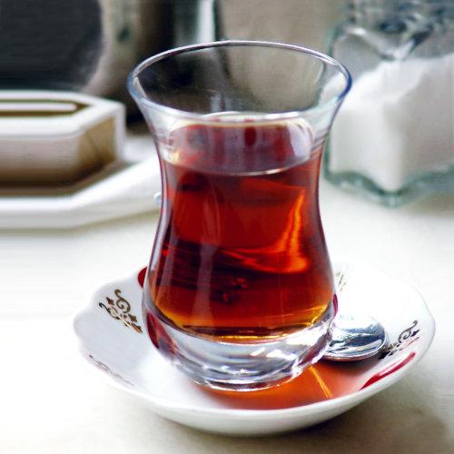 Schwarzer Bio Tee bei Orientalisch Kochen in Wentorf