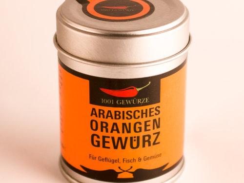 Arabisches Orangengewürz bei Orientalisch Kochen in 21465 Wentorf