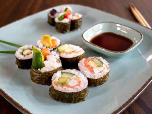 Kochkurs Sushi goes Orientalisch