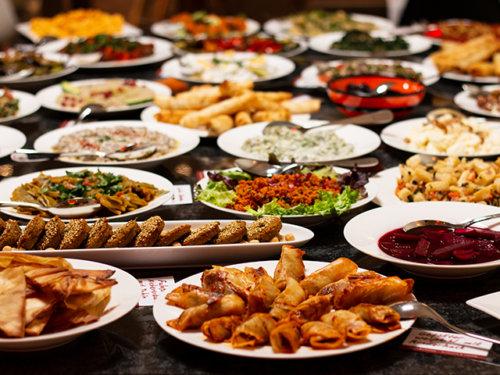 Mezze Buffet U2013 Feine Orientalische Küche Zum Feierabend U2013 03. August 2019