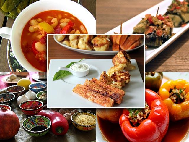 Kochkurs Vegan in Wentorf bei Dileks feine Küche